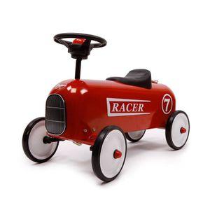 PORTEUR - POUSSEUR BAGHERA Porteur Racer Rouge