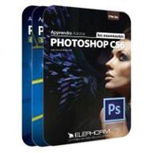 LOGICIEL À TÉLÉCHARGER Pack Formation Tout Photoshop CS6 comme jamais!