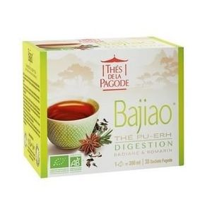 THÉ Bajiao - 30 infusettes