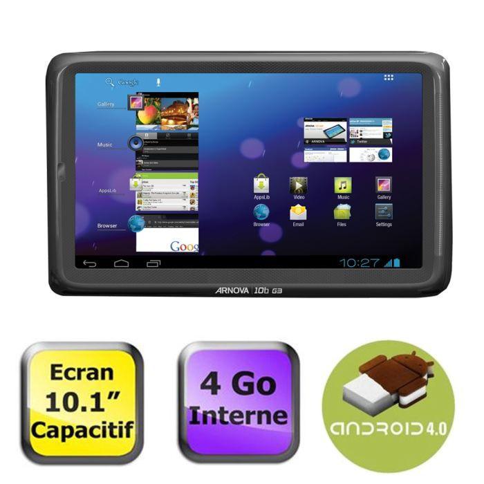 informatique tablettes tactiles ebooks arnova b g  go f