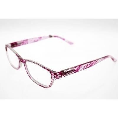 lunettes pre montees loupe avec etui souple er4 rose achat vente lunettes de lecture. Black Bedroom Furniture Sets. Home Design Ideas