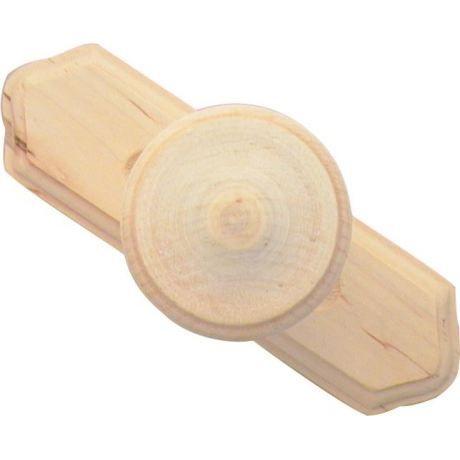 Bouton de fen tre bois brut achat vente poign e de for Achat fenetre bois