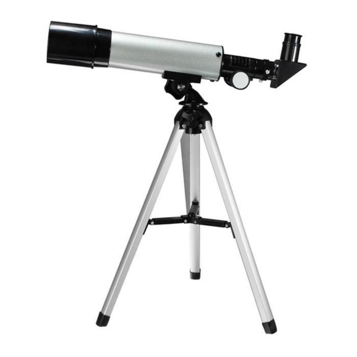 360 50mm t lescope astronomique de r fraction avec tr pied for Miroir telescope achat