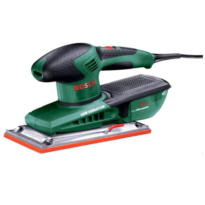 PONCEUSE - POLISSEUSE BOSCH Ponceuse vibrante PSS 280 A 250W