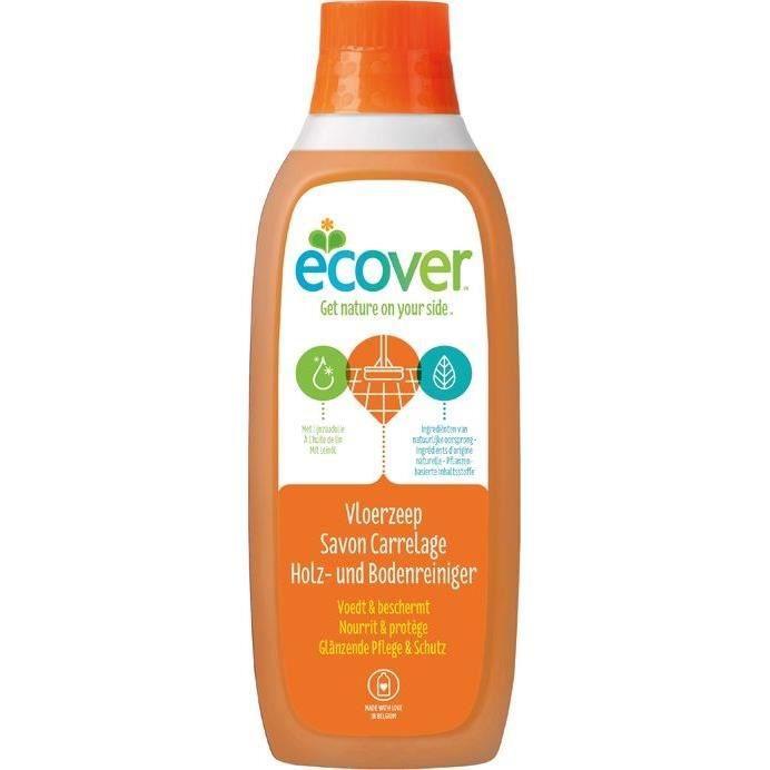 ecover savon carrelage a l huile de lin naturel 1l achat