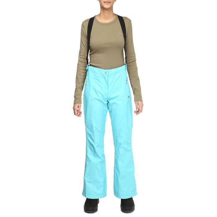 trespass pantalon de ski femme achat vente pantalon. Black Bedroom Furniture Sets. Home Design Ideas