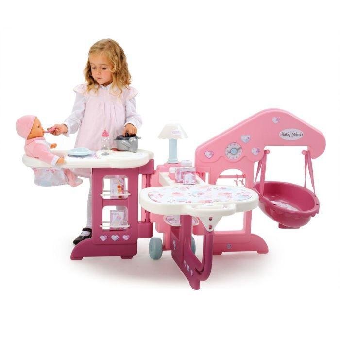 baby nurse maison des b b s achat vente accessoire poupon cdiscount. Black Bedroom Furniture Sets. Home Design Ideas