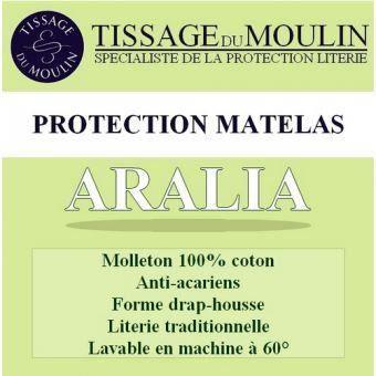 Beau housse de protection matelas 160x200 8 protection - Housse protection matelas 1 personne ...