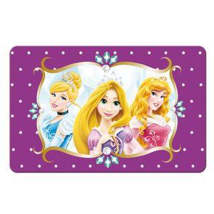 DISNEY PRINCESS Set de table 3 princesses