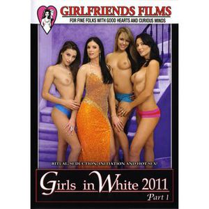 DVD X DVD Lesbiennes GIRLS IN WHITE 2011 - VO ANGLAIS