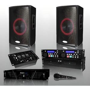 hp ampli sono achat vente hp ampli sono pas cher cdiscount. Black Bedroom Furniture Sets. Home Design Ideas