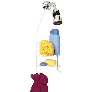 Accessoire salle de bain etagere de douche achat vente for Accessoires douche