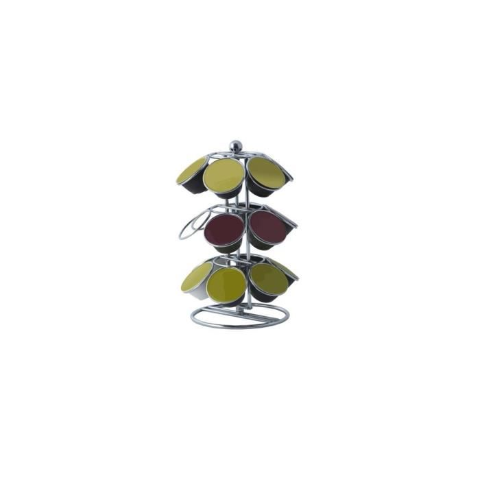 Distributeur de capsules chrome dolce gusto achat vente distributeur caps - Distributeur capsule dolce gusto ...