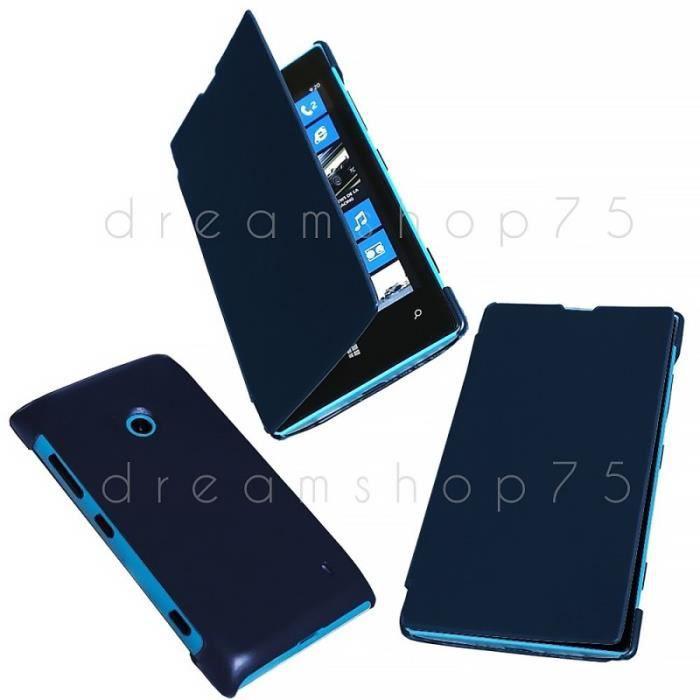 coque housse flip cover nokia lumia 1020 bleu achat coque bumper pas cher avis et meilleur