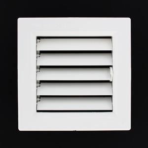 grille ventilation pvc sortie d 39 air volets mo achat vente vmc accessoires vmc grille. Black Bedroom Furniture Sets. Home Design Ideas