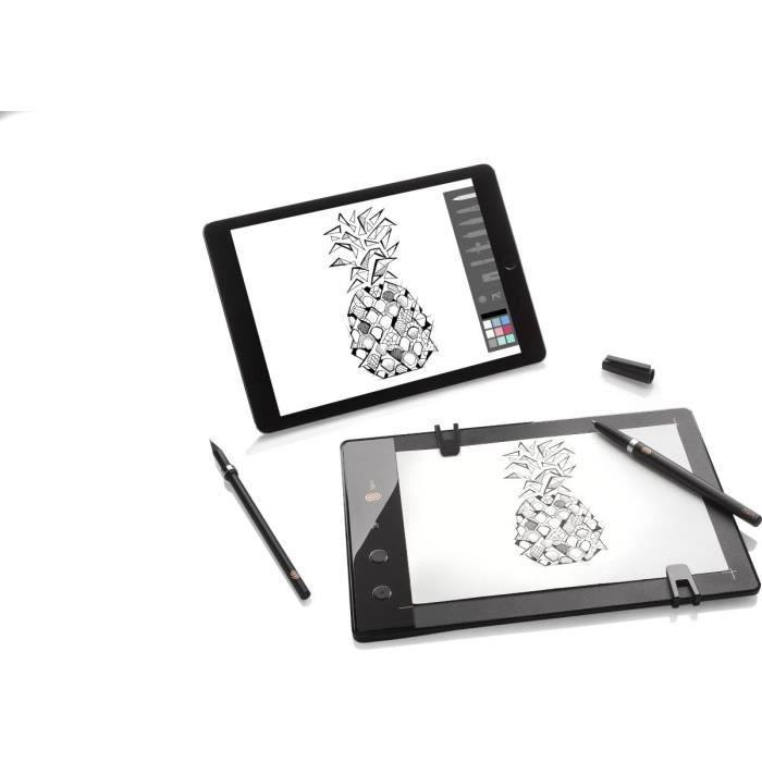 tablette graphique iskn slate prix pas cher les soldes sur cdiscount cdiscount. Black Bedroom Furniture Sets. Home Design Ideas