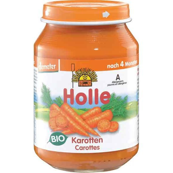 petit pot b 233 b 233 bio carotte d 232 s 4 mois achat vente pur 233 es de l 233 gumes petit pot b 233 b 233 bio