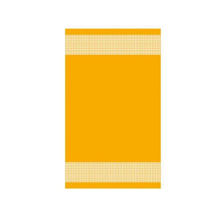 nappe en rouleau de papier dammas vichy orange achat. Black Bedroom Furniture Sets. Home Design Ideas