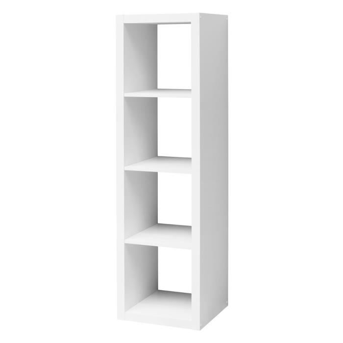 etag re cube swithome szene 4 long blanc achat vente. Black Bedroom Furniture Sets. Home Design Ideas