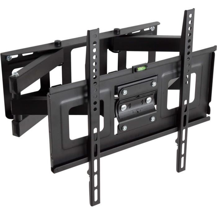 Support tv mural orientable et inclinable 32 55 achat - Support tv 55 orientable ...