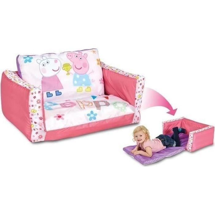 Peppa pig canap gonflable readyroom achat vente - Fauteuil peppa pig jouet club ...