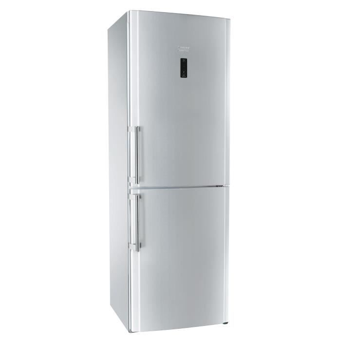 Hotpoint eboh 18201 f r frig rateur cong lateur bas 283l - Refrigerateur congelateur froid ventile ...