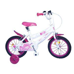 """VÉLO ENFANT Vélo enfant 14"""" 3/5 ans Enfant Fille"""
