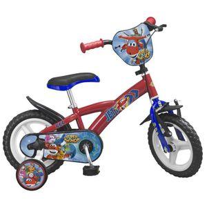 """VÉLO ENFANT SUPER WINGS Vélo Enfant 12"""" 2/4 ans"""