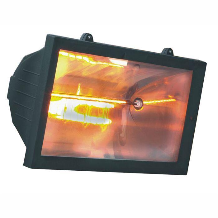 Projecteur halog ne chauffant achat vente projecteur for Projecteur exterieur 1000w