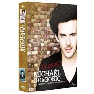 DVD SPECTACLE DVD Coffret Gregorio en concerts+ pirate les chant