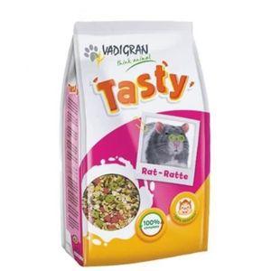 VADIGRAN Lot de 2 Tasty Nourriture pour rats 2kg