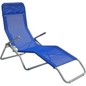 Fauteuil de piscine de luxe achat vente fauteuil de for Chaise longue a bascule