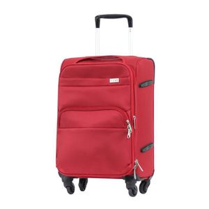 """VALISE - BAGAGE Valise Taille Cabine 55 cm - Alistair """"Plume"""" - To"""