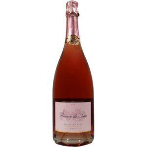 CHAMPAGNE Magnum, Réserve de Sours Sparkling Rosé, Brut - 15