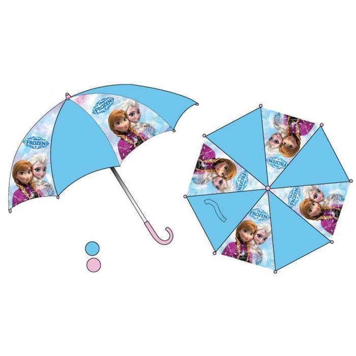 parapluie enfant fille la reine des neiges bleu rose. Black Bedroom Furniture Sets. Home Design Ideas