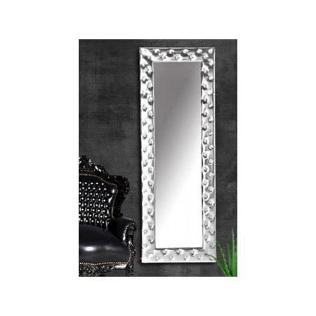 Miroir capitonn argent pas cher gascity for for Miroir metal pas cher