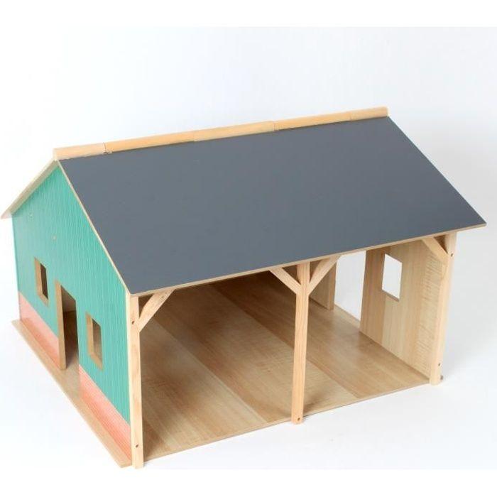 ferme en bois achat vente voiture construire cdiscount. Black Bedroom Furniture Sets. Home Design Ideas