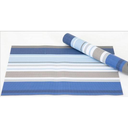 pack 6 sets de table vinyl bayad re bleu harmony pack de. Black Bedroom Furniture Sets. Home Design Ideas