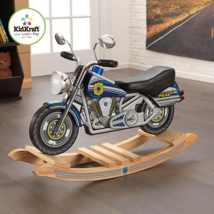 Kidkraft moto de police bascule achat vente jouet - Jeux de motos de police ...