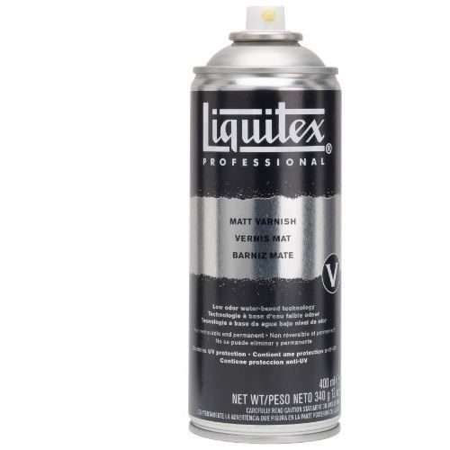 liquitex 00002 peinture vernis a rosol mat 400 ml achat. Black Bedroom Furniture Sets. Home Design Ideas