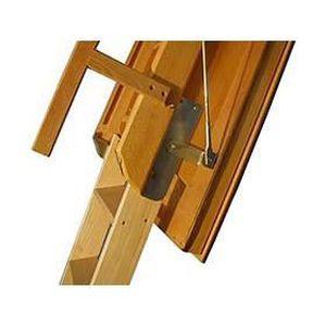 escalier escamotable pour trappe achat vente escalier. Black Bedroom Furniture Sets. Home Design Ideas