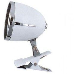LAMPE A POSER Lampe Colombus clip petit modèle blanc