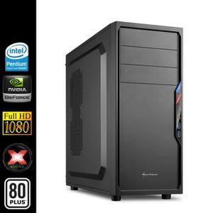 UNITÉ CENTRALE  PC Gamer, Intel 2x3.30GHz, GT730, 8Go RAM