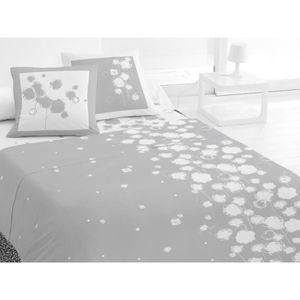 parure de lit achat vente parure de lit pas cher soldes cdiscount. Black Bedroom Furniture Sets. Home Design Ideas