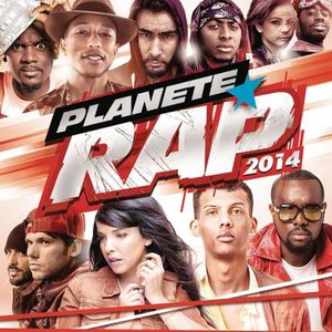 CD VARIÉTÉ INTERNAT Planète rap 2014 by Compilation (CD)
