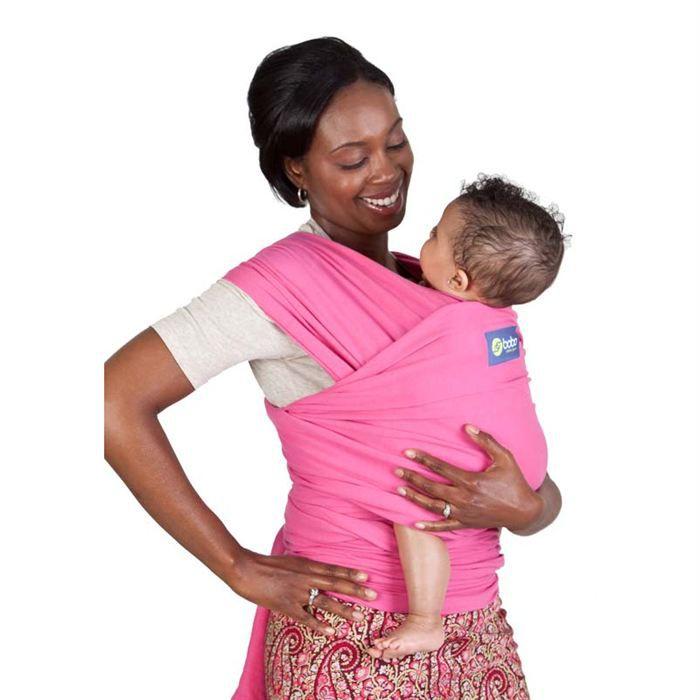 echarpe de portage extensible boba wrap achat vente porte b 233 b 233 0896921002021
