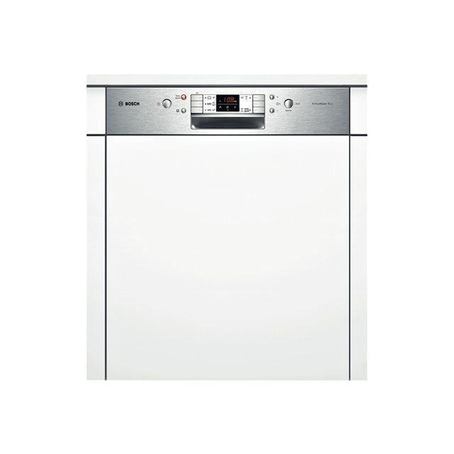 bosch smi58n55eu 01 lave vaisselle avec bandeau achat. Black Bedroom Furniture Sets. Home Design Ideas