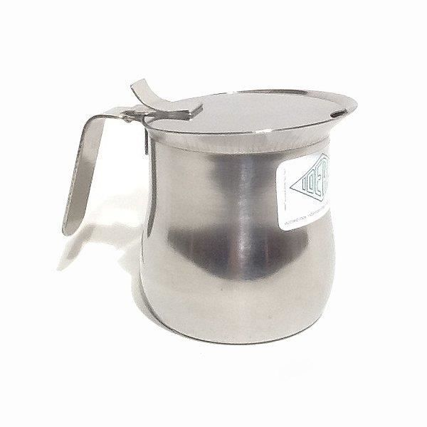 pot lait inox semi bomb 4 tasses ideale avec couvercle achat vente cafeti re th i re. Black Bedroom Furniture Sets. Home Design Ideas