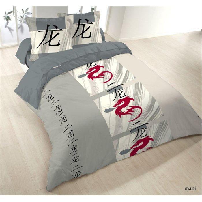 parure flanelle. Black Bedroom Furniture Sets. Home Design Ideas