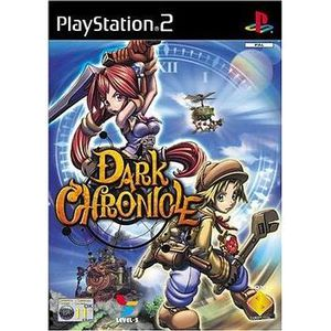JEU PS2 DARK CHRONICLE